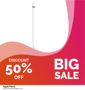 List of 10 Best Black Friday and Cyber Monday Apple Pencil Deals 2020