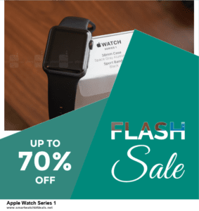 13 Exclusive Black Friday and Cyber Monday Apple Watch Series 1 Deals 2020