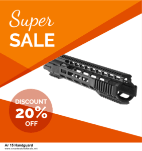 6 Best Ar 15 Handguard Black Friday 2020 and Cyber Monday Deals | Huge Discount