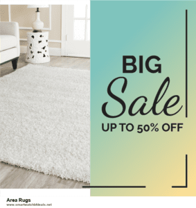 9 Best Black Friday and Cyber Monday Area Rugs Deals 2020 [Up to 40% OFF]