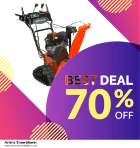 10 Best Ariens Snowblower Black Friday 2020 and Cyber Monday Deals Discount Coupons