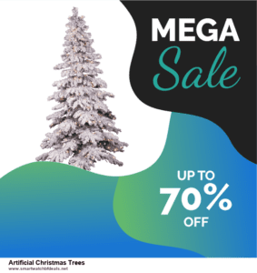 9 Best Black Friday and Cyber Monday Artificial Christmas Trees Deals 2020 [Up to 40% OFF]