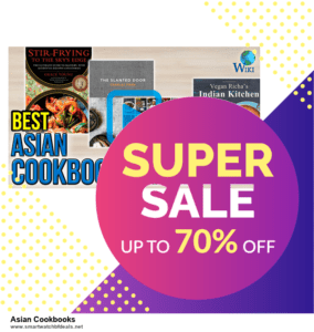 9 Best Black Friday and Cyber Monday Asian Cookbooks Deals 2020 [Up to 40% OFF]