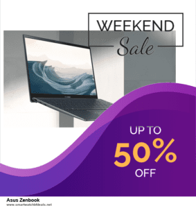 Grab 10 Best Black Friday and Cyber Monday Asus Zenbook Deals & Sales