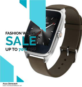 9 Best Asus Zenwatch Black Friday 2020 and Cyber Monday Deals Sales