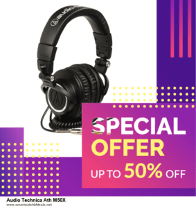 Top 5 Black Friday and Cyber Monday Audio Technica Ath M50X Deals 2020 Buy Now