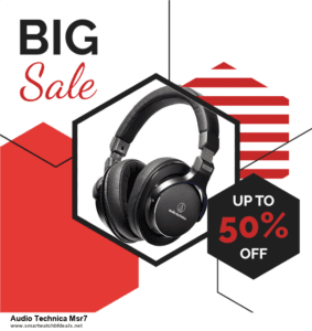 Top 5 Black Friday 2020 and Cyber Monday Audio Technica Msr7 Deals [Grab Now]