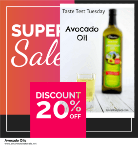 6 Best Avocado Oils Black Friday 2020 and Cyber Monday Deals | Huge Discount