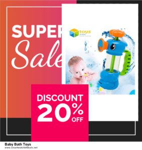 10 Best Black Friday 2020 and Cyber Monday  Baby Bath Toys Deals | 40% OFF