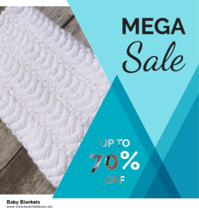 Grab 10 Best Black Friday and Cyber Monday Baby Blankets Deals & Sales