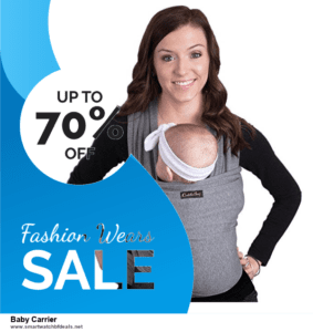 List of 6 Baby Carrier Black Friday 2020 and Cyber MondayDeals [Extra 50% Discount]