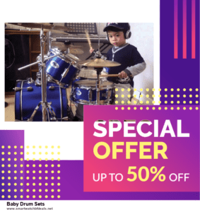 6 Best Baby Drum Sets Black Friday 2020 and Cyber Monday Deals | Huge Discount