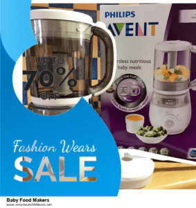 Top 5 Black Friday and Cyber Monday Baby Food Makers Deals 2020 Buy Now