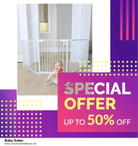 List of 6 Baby Gates Black Friday 2020 and Cyber MondayDeals [Extra 50% Discount]