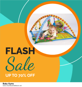 7 Best Baby Gyms Black Friday 2020 and Cyber Monday Deals [Up to 30% Discount]