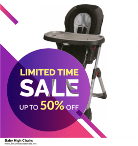 Top 5 Black Friday 2020 and Cyber Monday Baby High Chairs Deals [Grab Now]
