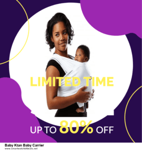 5 Best Baby Ktan Baby Carrier Black Friday 2020 and Cyber Monday Deals & Sales