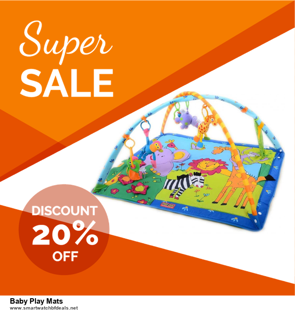 List of 10 Best Black Friday and Cyber Monday Baby Play Mats Deals 2020