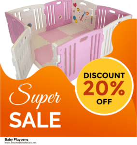 5 Best Baby Playpens Black Friday 2020 and Cyber Monday Deals & Sales