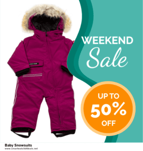 6 Best Baby Snowsuits Black Friday 2020 and Cyber Monday Deals | Huge Discount