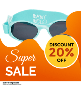 5 Best Baby Sunglasses Black Friday 2020 and Cyber Monday Deals & Sales