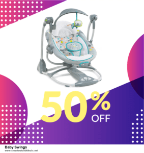Top 5 Black Friday and Cyber Monday Baby Swings Deals 2020 Buy Now