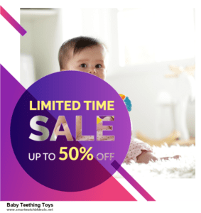 9 Best Baby Teething Toys Black Friday 2020 and Cyber Monday Deals Sales