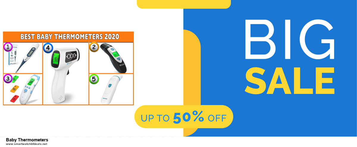 Top 5 Black Friday and Cyber Monday Baby Thermometers Deals 2020 Buy Now