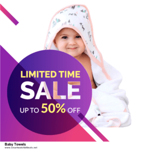 13 Best Black Friday and Cyber Monday 2020 Baby Towels Deals [Up to 50% OFF]