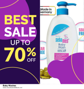 5 Best Baby Washes Black Friday 2020 and Cyber Monday Deals & Sales