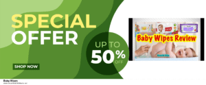 9 Best Black Friday and Cyber Monday Baby Wipes Deals 2020 [Up to 40% OFF]