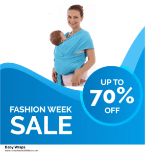 5 Best Baby Wraps Black Friday 2020 and Cyber Monday Deals & Sales