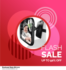 13 Best Black Friday and Cyber Monday 2020 Backseat Baby Mirrors Deals [Up to 50% OFF]