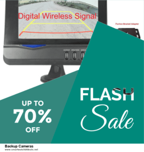 Grab 10 Best Black Friday and Cyber Monday Backup Cameras Deals & Sales