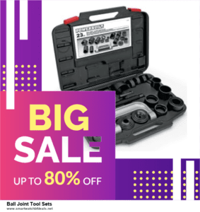 Top 5 Black Friday and Cyber Monday Ball Joint Tool Sets Deals 2020 Buy Now