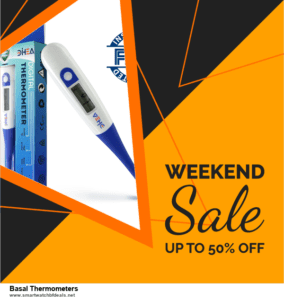 5 Best Basal Thermometers Black Friday 2020 and Cyber Monday Deals & Sales