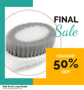 13 Exclusive Black Friday and Cyber Monday Bath Brush Long Handle Deals 2020