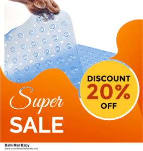 7 Best Bath Mat Baby Black Friday 2021 and Cyber Monday Deals [Up to 30% Discount]