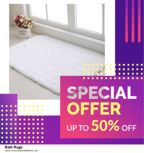 13 Exclusive Black Friday and Cyber Monday Bath Rugs Deals 2020