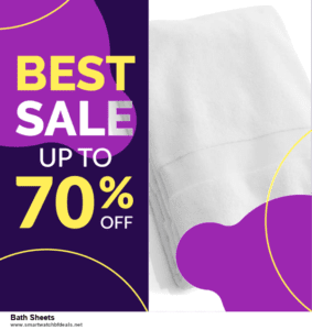 6 Best Bath Sheets Black Friday 2020 and Cyber Monday Deals | Huge Discount