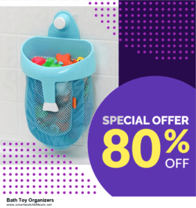 5 Best Bath Toy Organizers Black Friday 2020 and Cyber Monday Deals & Sales