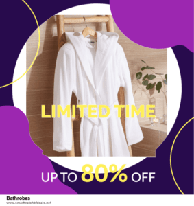 9 Best Bathrobes Black Friday 2020 and Cyber Monday Deals Sales