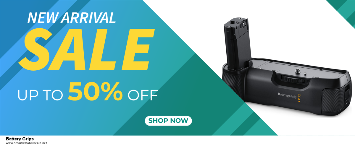 9 Best Black Friday and Cyber Monday Battery Grips Deals 2020 [Up to 40% OFF]
