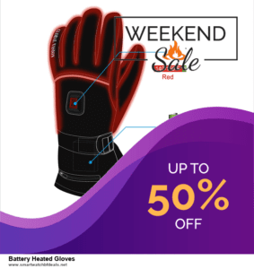 10 Best Black Friday 2020 and Cyber Monday  Battery Heated Gloves Deals | 40% OFF