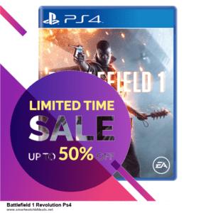 13 Best Black Friday and Cyber Monday 2021 Battlefield 1 Revolution Ps4 Deals [Up to 50% OFF]