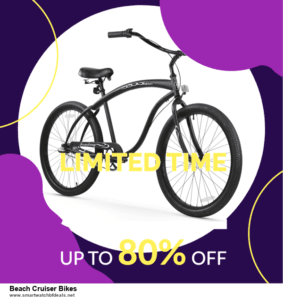 6 Best Beach Cruiser Bikes Black Friday 2020 and Cyber Monday Deals | Huge Discount