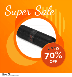 List of 6 Beats Pill Black Friday 2020 and Cyber MondayDeals [Extra 50% Discount]