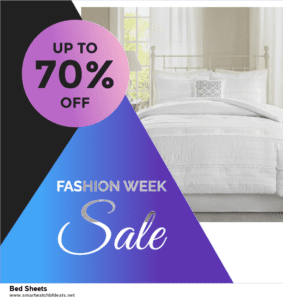Top 11 Black Friday and Cyber Monday Bed Sheets 2020 Deals Massive Discount