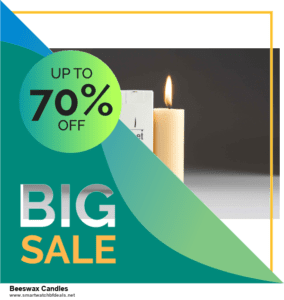 10 Best Black Friday 2020 and Cyber Monday  Beeswax Candles Deals   40% OFF