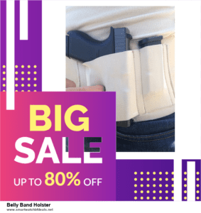 List of 6 Belly Band Holster Black Friday 2020 and Cyber MondayDeals [Extra 50% Discount]